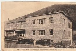 12 / Fondamente - Minoterie Boulangerie - Patisserie Caumes - France