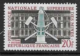 Maury 1197 - 20 F Ecole Des Mines - * - Francia