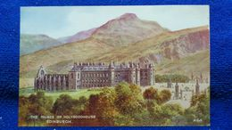 The Palace Of Holyroodhouse Edinburgh Scotland - Midlothian/ Edinburgh