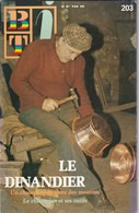 Bibliothèque De Travail Junior, N° 203, Le Dinandier 1981 - Libri, Riviste, Fumetti