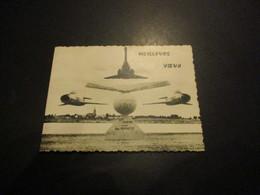 Carte Voeux Base Aérienne René Mouchotte - Luchtvaart