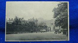Entrance To Holyrood Palace Edinburgh Scotland - Midlothian/ Edinburgh