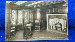 Bedroom In John Knox's House Edinburgh Scotland - Midlothian/ Edinburgh
