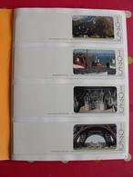 Album Catalogue De Représentant Contenant 49 Petits Calendriers De 1975 (tous Genres, 8 érotiques) - Calendriers