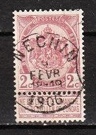 55  Armoiries - Oblit. Centrale NECHIN - LOOK!!!! - 1893-1907 Armoiries