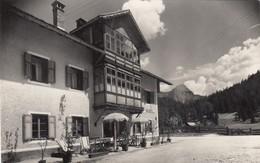 PRAGS-BRAIES FERRARA-BOZEN BOLZANO-PENSIONE=DOLOMITI=-CARTOLINA VERA FOTO-NON VIAGGIATA -ANNO 1950-1955 - Bolzano (Bozen)