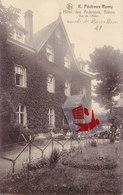 E.Pécheux-Remy -Hôtel Des Ardennes, BIEVRE - Vue De L'Hôtel (route De Bouillon,21) - Carte Animée - Bievre