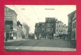 C.P. Liège =  Place  Des VENNES - Liege
