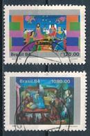 °°° BRASIL - Y&T N°1706/9 - 1984 °°° - Brasile