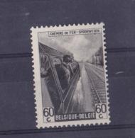 Timbres CHEMIN DE FER  TR 269XX - 1942-1951