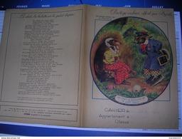 Protège- Cahier OFFERT PAR BYRRB LE CHAT .LA BELETTE ET LE PETIT LAPIN - Book Covers