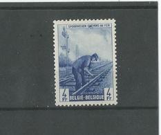 Timbres CHEMIN DE FER  TR 276XX - 1942-1951