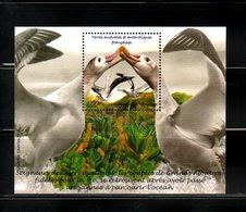 TAAF, 2020, BIRDS- ALBATROSSES, M/S. MNH** NEW! - Uccelli