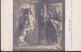 """CPA - Salons De Paris : Chabannes La Palice Les """" Boxers """" - Musées"""