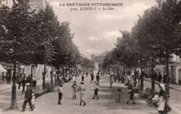 CPA - LORIENT - LA BÔVE - Edition A.Waron - Lorient