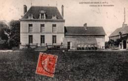 CPA - LOUVIGNE-de-BAIS - CHATEAU De LA MORANDIERE ... - Edition Charrier - Autres Communes
