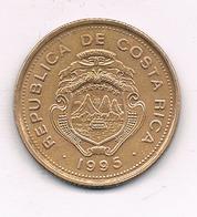 10 COLONES 1995 COSTA RICA /1208/ - Costa Rica