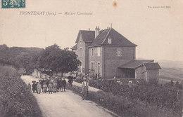 39. Frontenay. Maison Commune - France