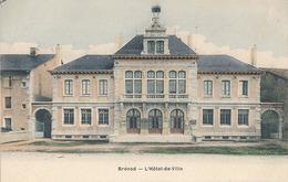 BRENOD - L'HOTEL DE VILLE - France