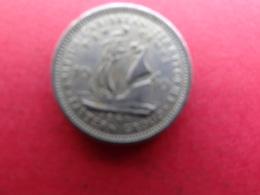 East Caraibes  10 Cents  1964  Km 5 - Territoires Britanniques Des Caraïbes