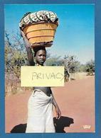 AFRIQUE EN COULEURS RETOUR DE MARCHE' - Cartoline