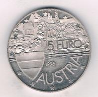 5 EURO 1996 OOSTENRIJK /1215/ - Autriche