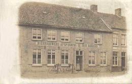 RPCP :Brouwerij, Brasserie,  Wulveringem, Wulveringhem Bierbrouwerij De Drie Ridders,  Photo Of Old Postcard, 2 Scans - Métiers