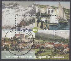 SLOVENIA  Michel  BLOCK 22  Very Fine Used - Slovénie