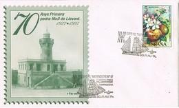 35792. Carta TARRAGONA 1997. Sofinuta, Expo Marenostru, 70 Aniversario MOLL De LEVANT - 1931-Hoy: 2ª República - ... Juan Carlos I