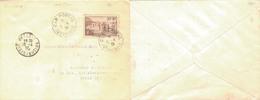 J47 - MARCOPHILIE - Enveloppe Car Postal Automobile 1938 - Crise Ministérielle Léon Blum - Poststempel (Briefe)