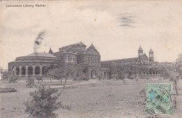 4812188Madras, Connemara Library. (see Corners, See Backside) - Inde