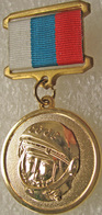 164 Space Russian Pin Medal The Gagarin Cosmonaut Training Centre - Space