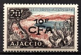 REUNION -  Y.T. N° 317  - NEUF* - Isola Di Rèunion (1852-1975)