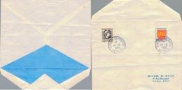 J47 - MARCOPHILIE - Enveloppe Congrès Esperanto - Le Havre 1950 - Poststempel (Briefe)