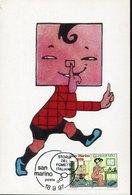 51457 San Marino,  Maximum 1997   Comics,  Fumetti,  Quadratino - Comics