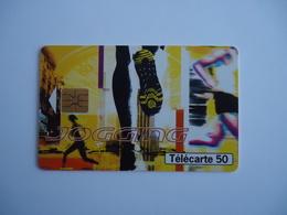 Télécarte  Collection Street Culture N°5 Jogging - Sport