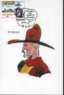 51460 San Marino,  Maximum 1997   Comics,  Fumetti,  Kit Karson - Comics