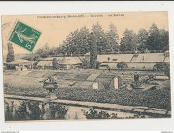 76 FONTAINE LE BOURG GOUVILLE LES SERRES CPA BON ETAT - France