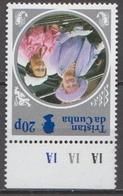 Tristan Da Cunha MNH Stamp, Inverted Watermark - Tristan Da Cunha