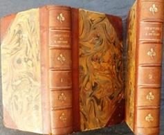 1918 « 5Mars » Ou Une Conjuration Sous Louis XIII - Oeuvres Complètes (T1)du Comte Alfred De Vigny Delagrave J BARDOUX - - 1801-1900