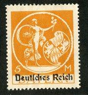 W-13872 Mi.# 136 I* 1920 - Unused Stamps