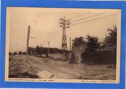 76 SEINE MARITIME - LES ESSARTS Le Mur Crénelé (voir Descriptif) - France
