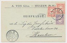 Briefkaart Huizen 1905 - 1891-1948 (Wilhelmine)