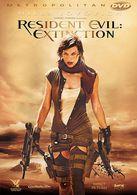 RESIDENT EVIL EXTINTION - Sciences-Fictions Et Fantaisie