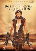 RESIDENT EVIL EXTINTION - Sciencefiction En Fantasy