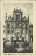 Portugal - Santarem -  Egreja Do Seminario - 2 Scans - Santarem