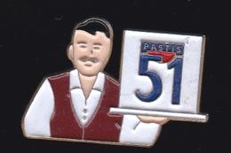62182-Pin's-Pastis 51..boisson. - Boissons