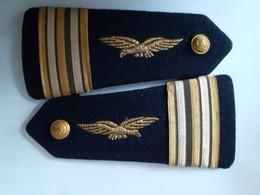 Pattes D'épaule Lieutenant Colonel - Armée De L'air