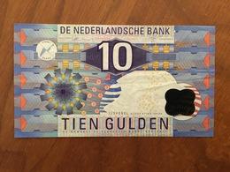 PAYS BAS - 10 Gulden - P 99 - 1 Juli1997 - Ijsvogel - SUP - EF/XF - [2] 1815-… : Royaume Des Pays-Bas