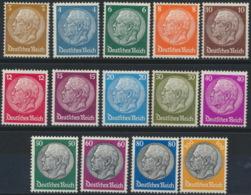 Deutsches Reich 482/95 ** Postfrisch 492 Gepr. Schlegel - Deutschland